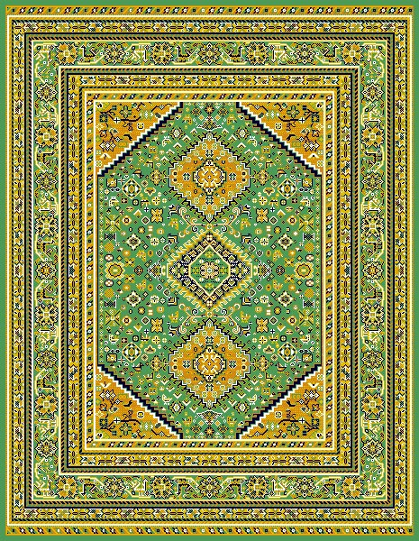 Taj Mahal 105 Light Green