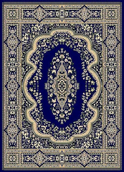 Taj Mahal 109 Navy-Blue