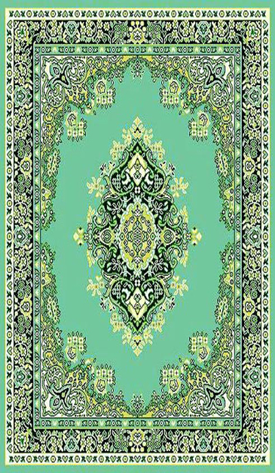 Taj Mahal 110 Light Green