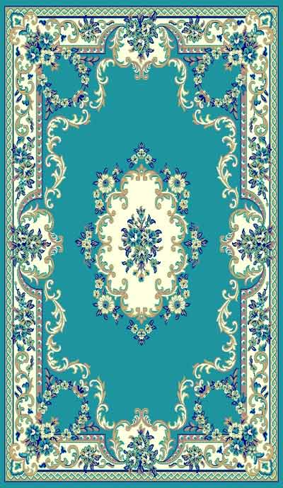 Taj Mahal 112 Light Blue